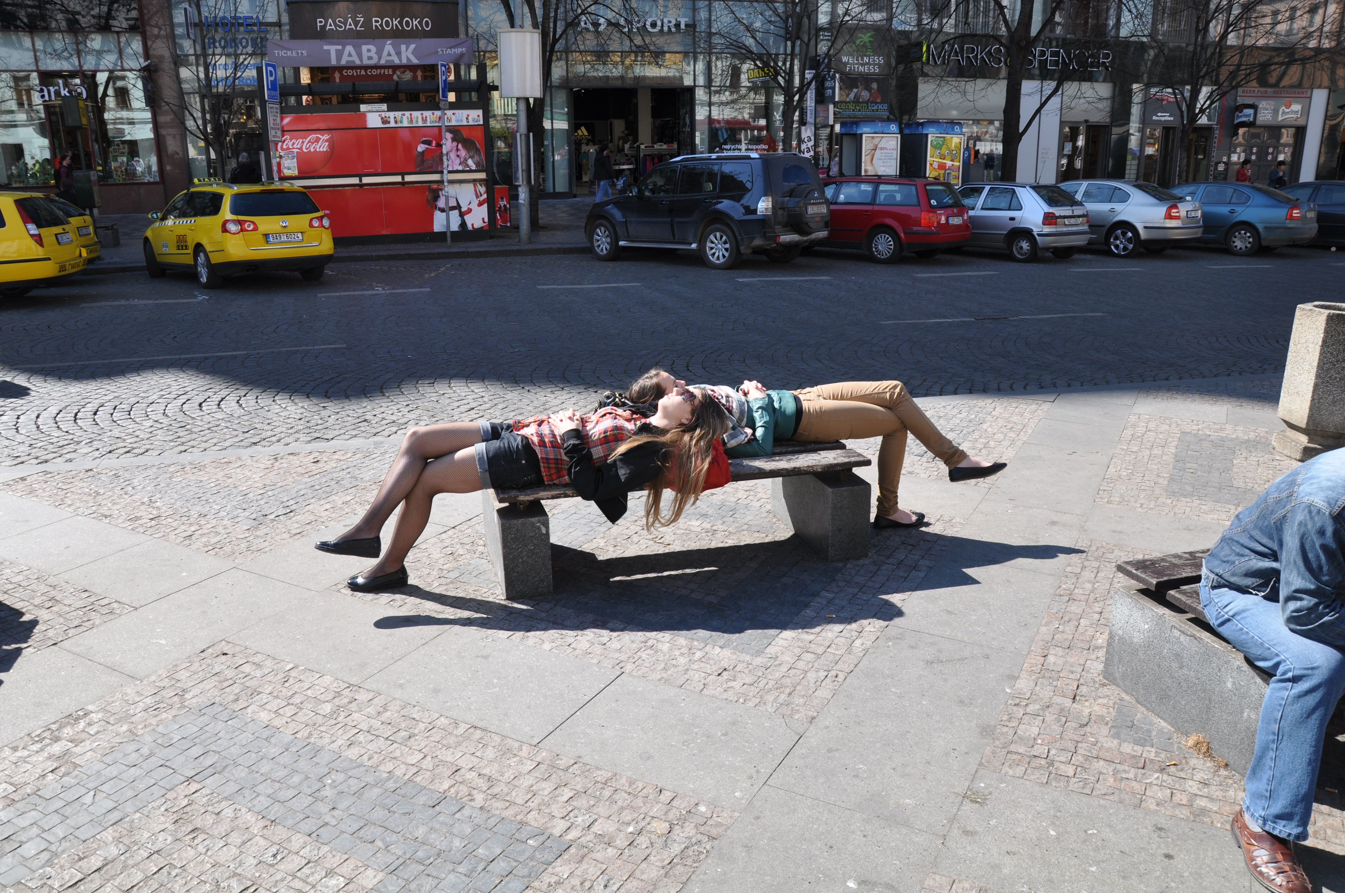 Oh just some pictures of prague remarkably unremarkable for Prague bathhouse