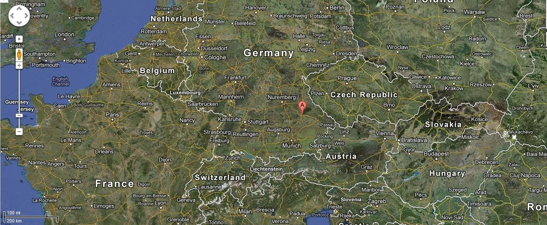 Regensburg Map Remarkably Unremarkable - Regensburg map