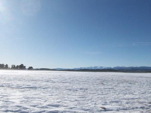 Colorado Snowy Mountains