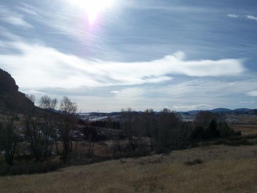 Livermore Colorado Open Space