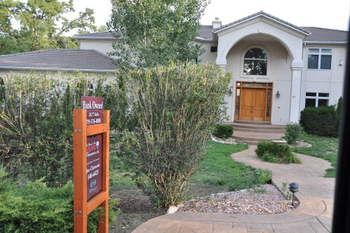 Colorado Springs Foreclosed home
