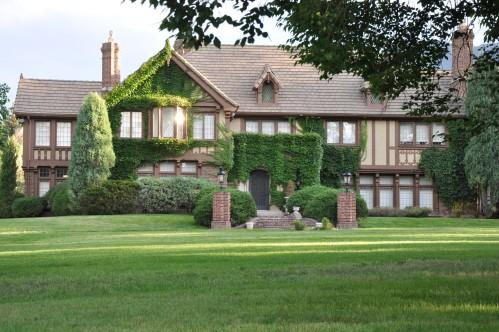 The Broadmoor House