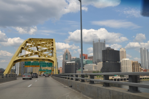 Fort Pitt Tunnel - Pittsburgh