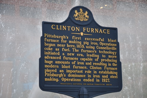 Clinton Furnace Pittsburgh