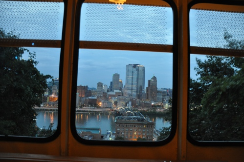 Pittsburgh Skyline Monongahela River