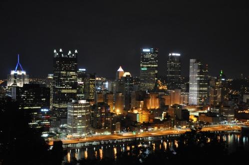 Pittsburgh Skyline - Mount Washington