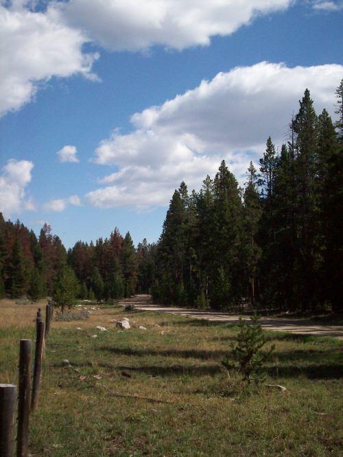 Wyoming Union Pass