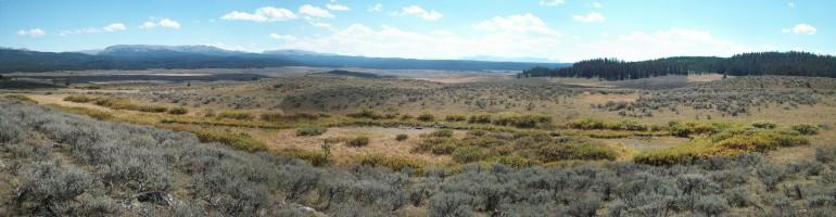 Union Pass Wyoming