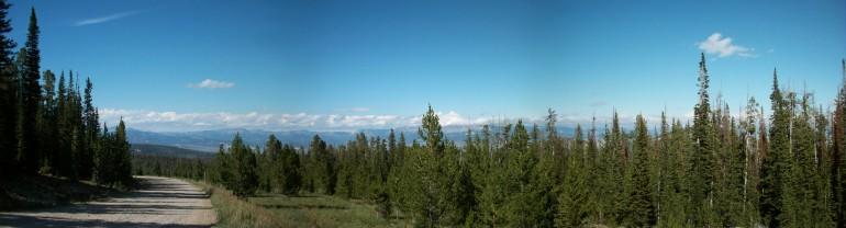 Union Pass, Wyoming