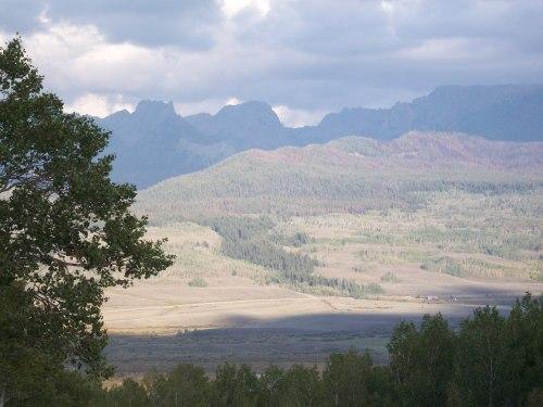 Wyoming Rocky Mountains