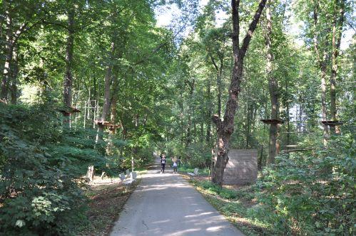 Juelich - Brueckenkopfpark