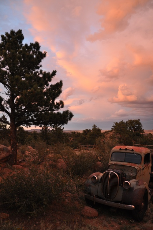Colorado sunset 39 ford