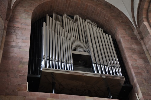 Speyer Cathedral Organ