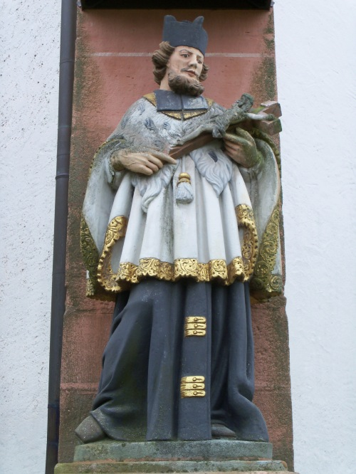 Catholic figure in Germany.