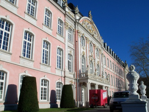 The Palace of Trier