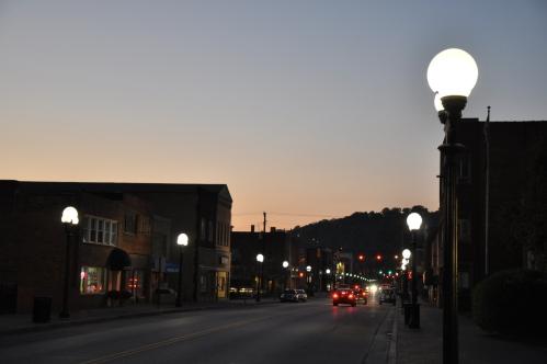 Main Street, Midland PA