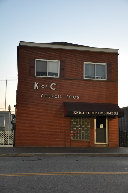 Knights of Columbus, Midland PA