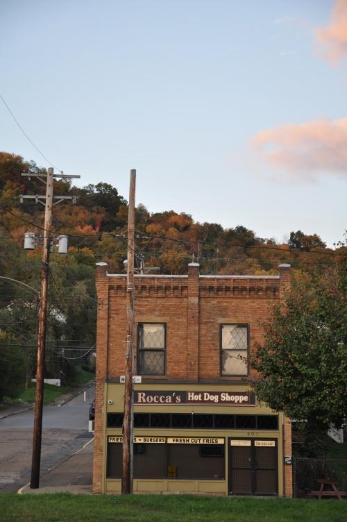 Hot Dog Shoppe, Midland PA