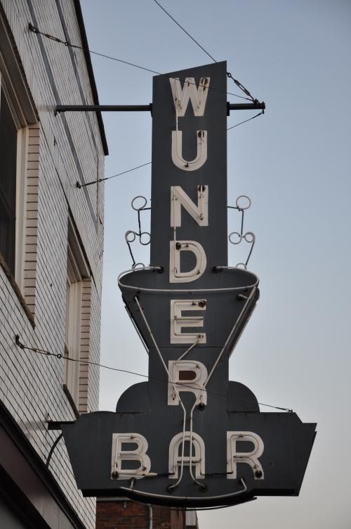 Wunder Bar, Midland PA