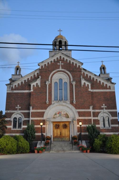 Eastern Orthodox Church, Midland PA