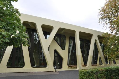 mensa in Karlsruhe, Germany