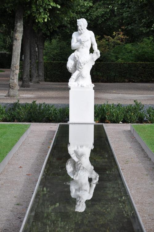Schloss Karlsruhe gardens