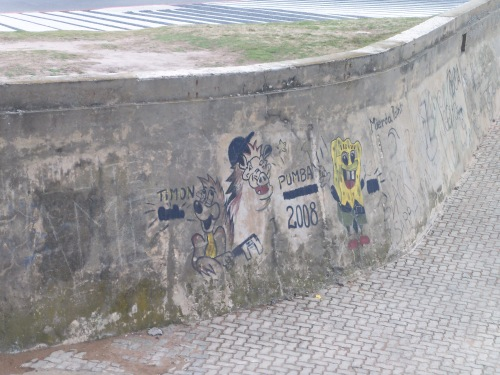 graffiti Punta del Este, Uruguay