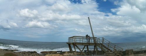 pier Punta del Este, Uruguay