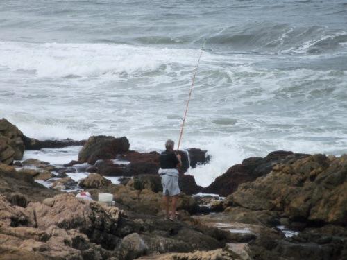 fishing Punta del Este, Uruguay