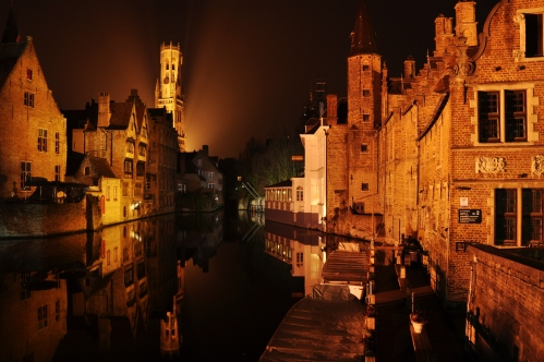 Welcome to Bruges.