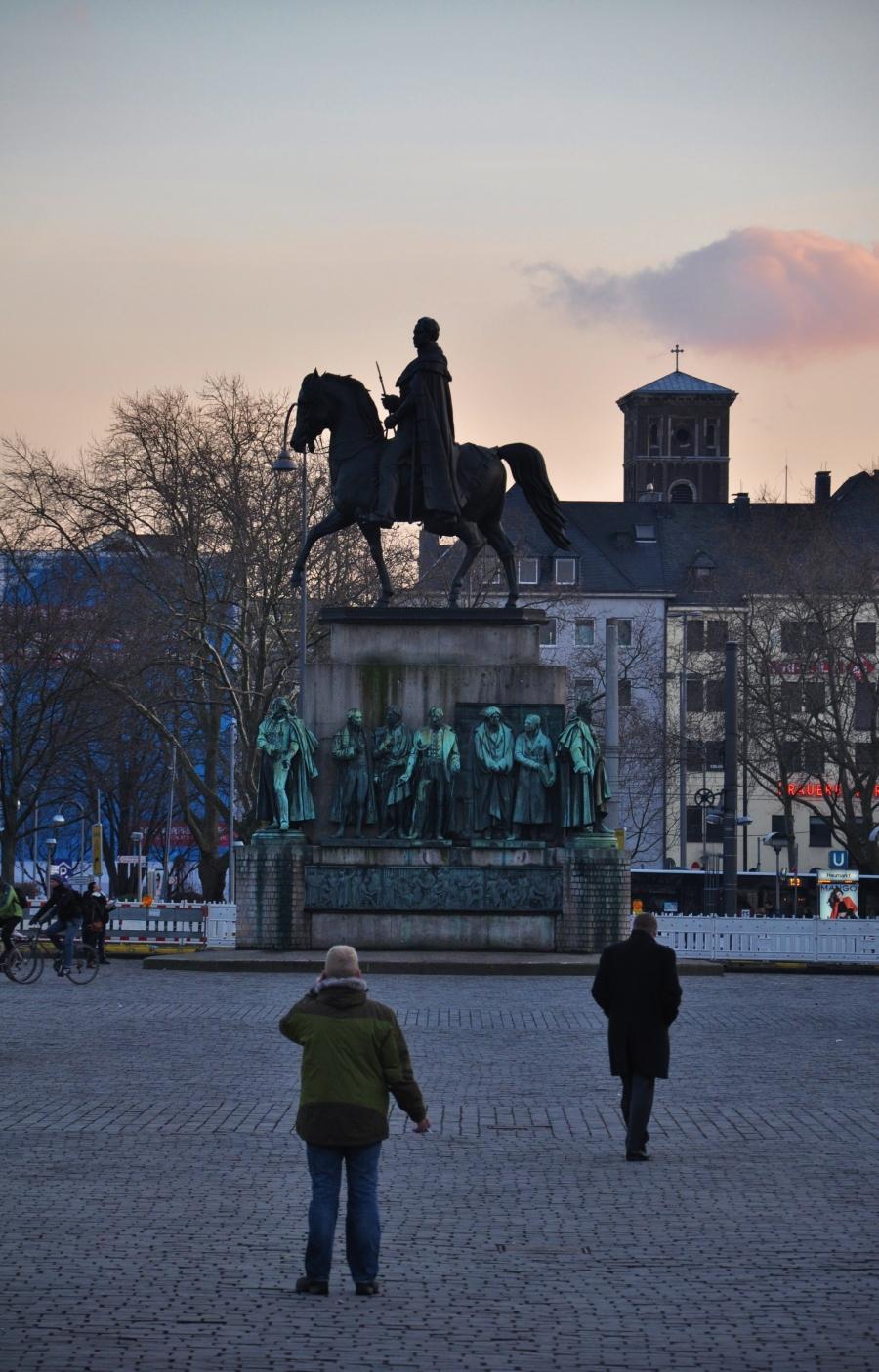 Cologne and the Kolner Dom