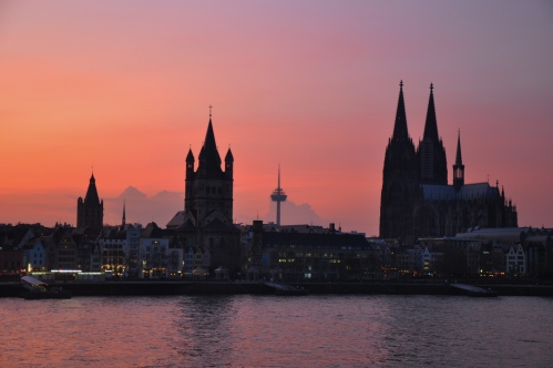 Cologne And Kolner Dom