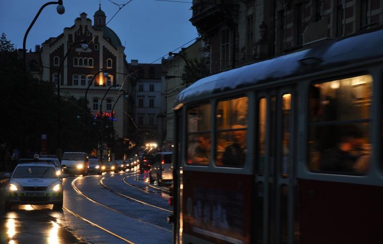 Prague - City Streets