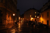 Prague – The City Streets