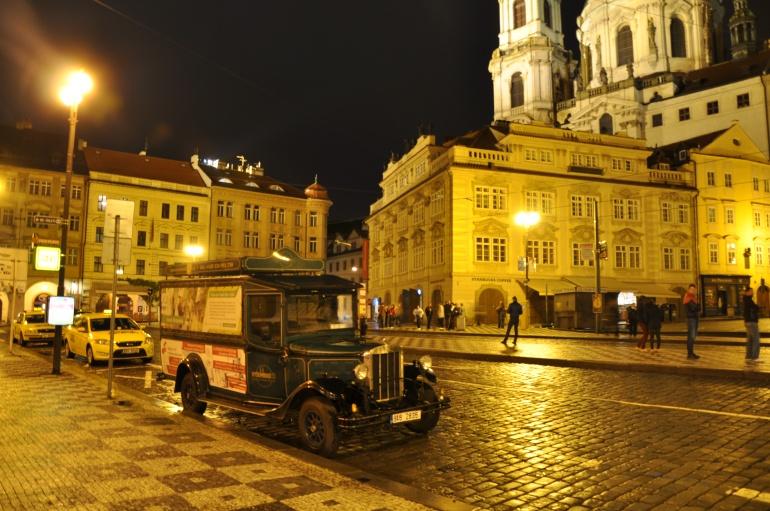 Prague – The City Streets