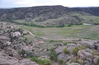 Countryside in Colorado