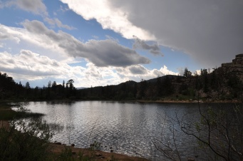 Creedmore Lake, Colorado